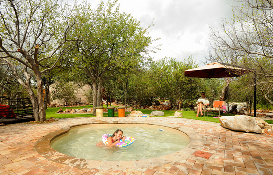 Etosha Village Kiddie Pool
