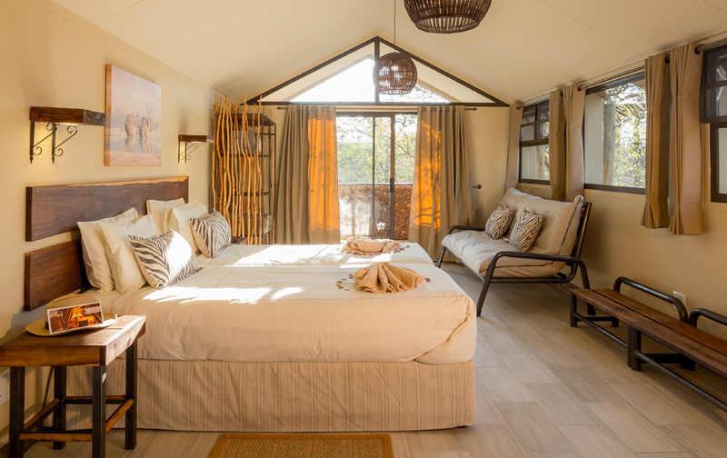 Etosha Village Unit Room