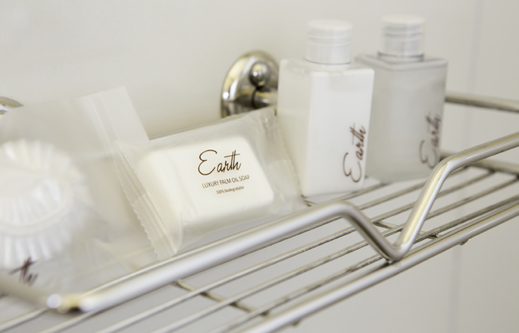 Etosha Village Bathroom Amenities
