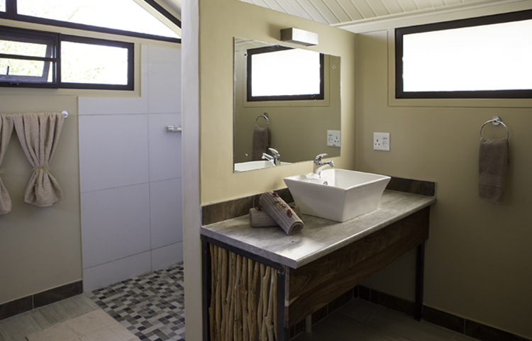 Etosha Village Unit Bathroom
